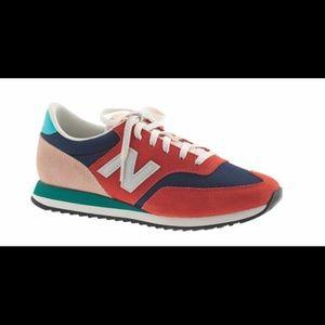 New Balance x J. Crew 620 Sneakers